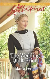 The Wedding Quilt Bride (Brides of Lost Creek) (Love Inspired Series)