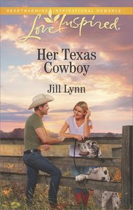 Her Texas Cowboy (Love Inspired Series)