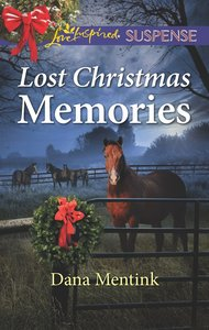 Lost Christmas Memories (Gold Country Cowboy) (Love Inspired Suspense Series)