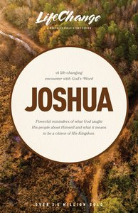 Joshua (Lifechange Study Series)