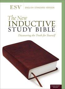 ESV New Inductive Study Bible