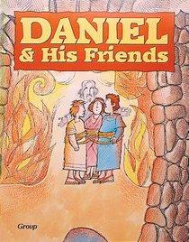 Daniel & His Friend (Bible Big Book Series)