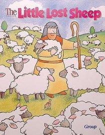 Little Lost Sheep (Bible Big Book Series)