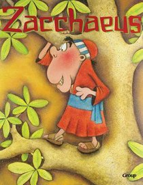 Zacchaeus (Bible Big Book Series)