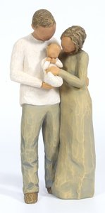 Willow Tree Figurine: We Are Three