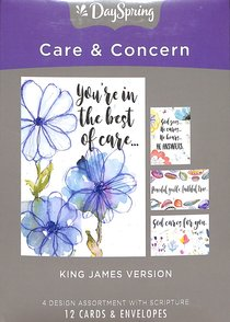 Boxed Cards Care & Concern: Scripture