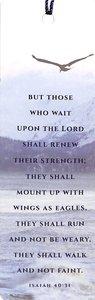 Tassel Bookmark: Isaiah 40:31