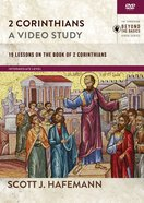2 Corinthians : 19 Lessons on the Book of 2 Corinthians (Video Study) (Zondervan Beyond The Basics Video Series)