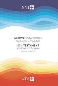 Nvi/Niv Nuevo Testamento Bilingue (Red Letter Edition)