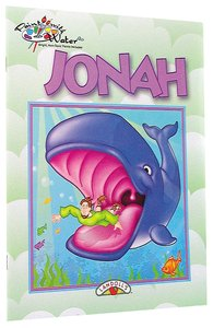 Paint With Water: Jonah