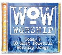 Wow Worship (Blue)