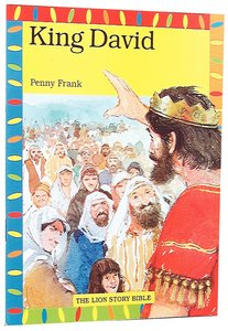 King David (Lion Story Bible Series)