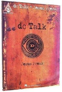 Jesus Freak Guitar Tablature Music Book