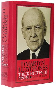 Life of D Martyn Lloyd-Jones (Vol 2)