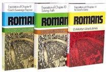 Mlj on Romans (14 Vol Set)